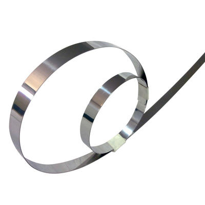 Oem Precision Spring Stainless steel strip customizable size Grade301/304/316/201/202/430 For Sale-Bright